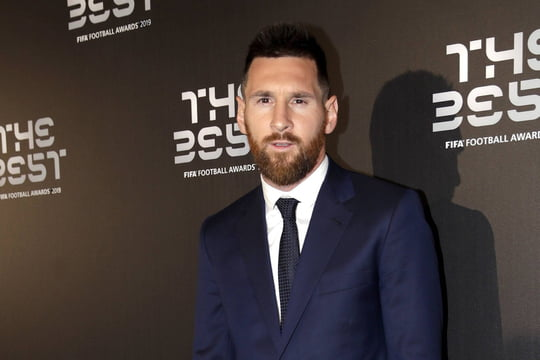 The Best : Messi lauréat (et déjà Ballon d'Or ?)