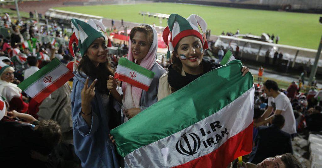 L'Iran promet à la Fifa d'autoriser les femmes à assister au prochain match national