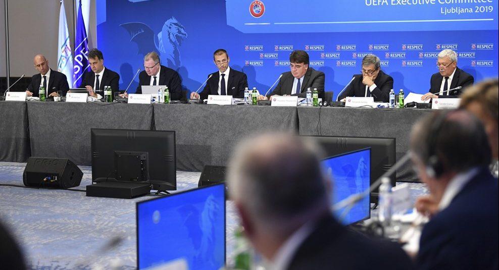 Changement de formule pour l'UEFA Nations League 2020/21 | Dans les coulisses de l'UEFA