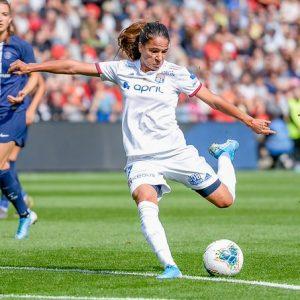 Foot féminin [Trophée des Championnes] OL – PSG (1-1, 4-3 tab) : Le premier titre de la saison revient aux Lyonnaises