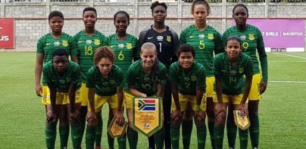 Football féminin : L'Afrique du Sud explose les Seychelles, 28-0
