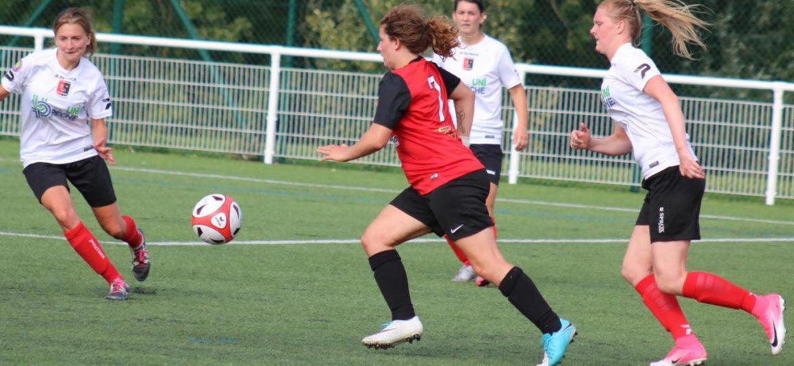 Football (R1 féminin): comme si ce n'était pas assez compliqué pour Lillers…