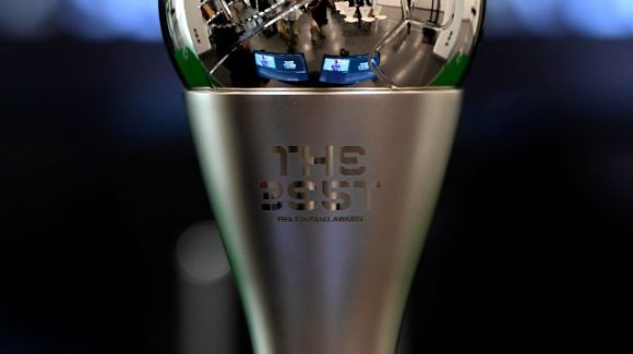 The Best FIFA Football Awards LIVE: How to watch as Liverpool, Man City and Tottenham men up for top prizes
