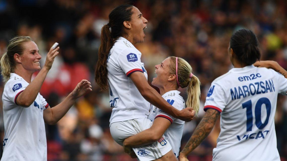 Lyon remporte la 1ère édition du Trophée des Championnes face au PSG