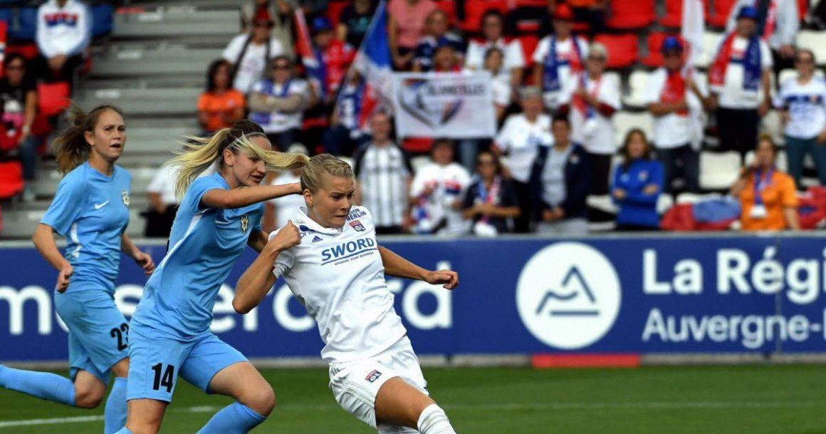 FOOTBALL | OL Féminin L'OL a presque remis le couvert face à Ryazan