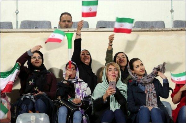 Les femmes verront le prochain match en Iran