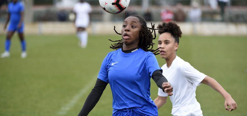 Traoré et Fazer encore buteuses avec la France U17