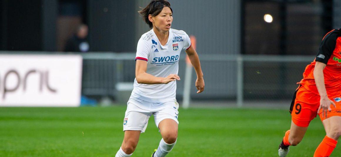 La Lyonnaise Saki Kumagai meilleure joueuse asiatique de l'année