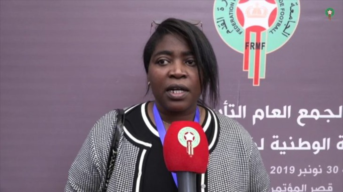 Maroc: Khadija Illa élue présidente de la Ligue nationale de football féminin
