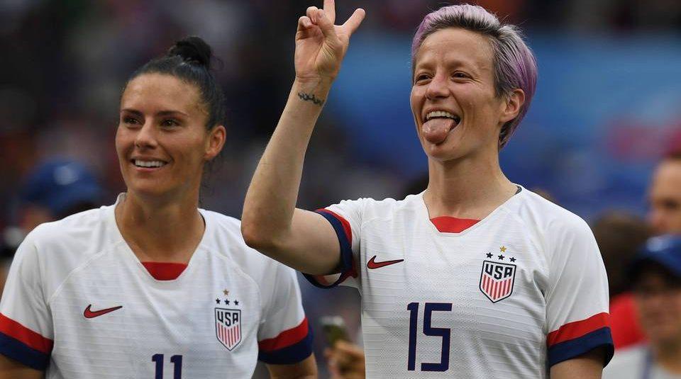 Coupe du monde féminine : « Je n'ai pas compris le système de l'équipe de France », balance Megan Rapinoe