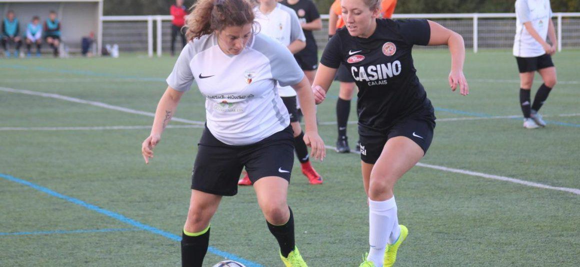 Football (R1 féminin): le FC Lillers encore accablé par la malchance