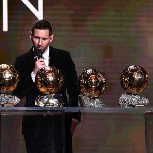 Ballon d'or: Messi, Rapinoe, Alisson… tout le palmarès de l'édition 2019