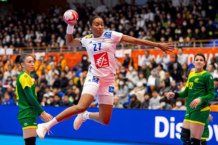 Le handball féminin lutte toujours pour gagner en visibilité