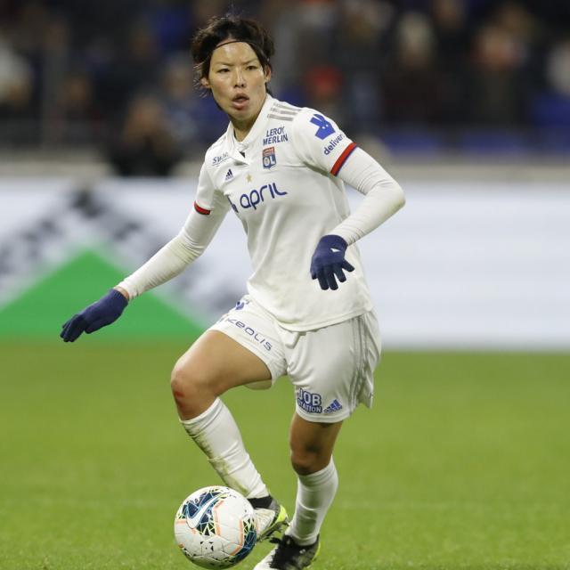 Saki Kumagai (OL) élue meilleure joueuse asiatique de l'année