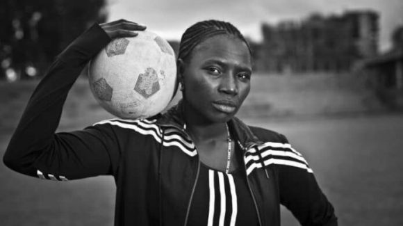 Seyni Ndir Seck et le football: Une histoire d'amour
